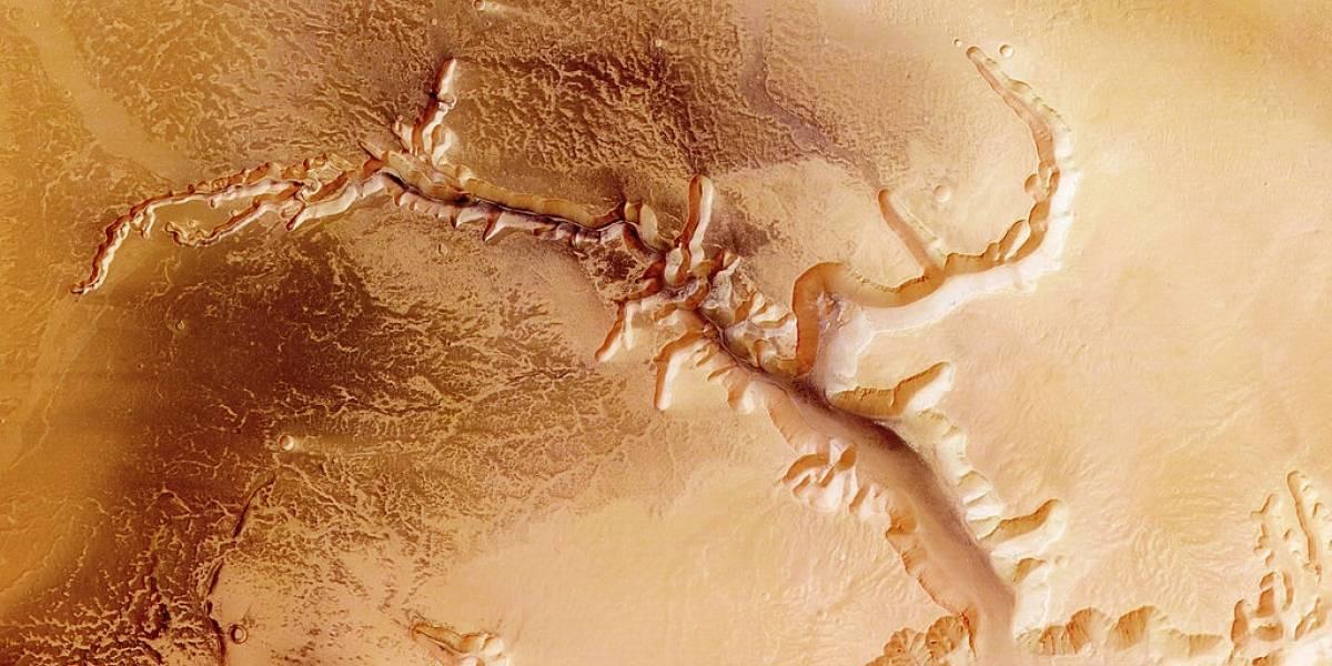 Confirman presencia de metano en Marte, lo que aumenta posibilidades del planeta de albergar vida