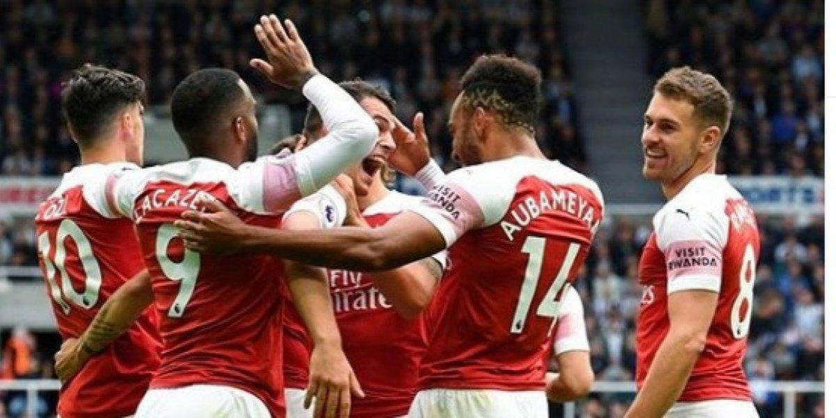 Campeonato Inglês: onde assistir ao vivo online o jogo Arsenal x Newcastle