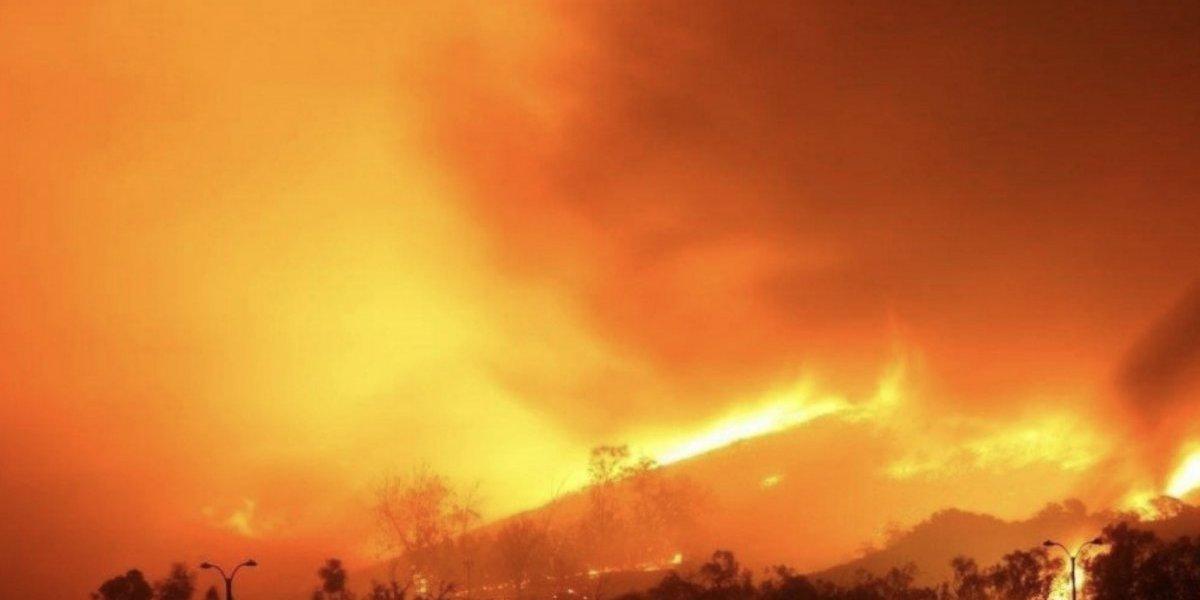 Incendio forestal provoca la muerte de al menos 30 bomberos en China