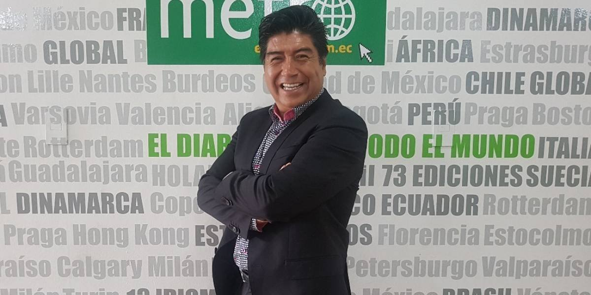 Jorge Yunda reacciona a memes contra él