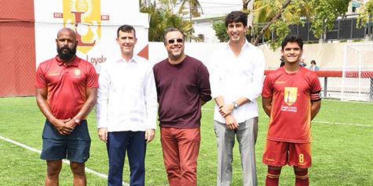 #TeVimosEn: Colegio Loyola da inicio a la Trigésima Novena Copa de Fútbol Loyola 2019