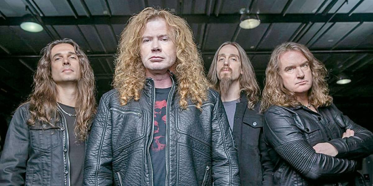 Megadeth habla del lanzamiento de su recopilación de aniversario