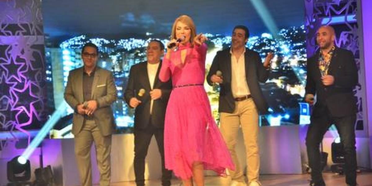 """Milagros Germán volvió a la televisión con """"Chévere Nights"""" en vivo"""