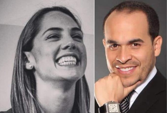 Así terminó el agarrón entre Camila Zuluaga y Abelardo de la Espriella