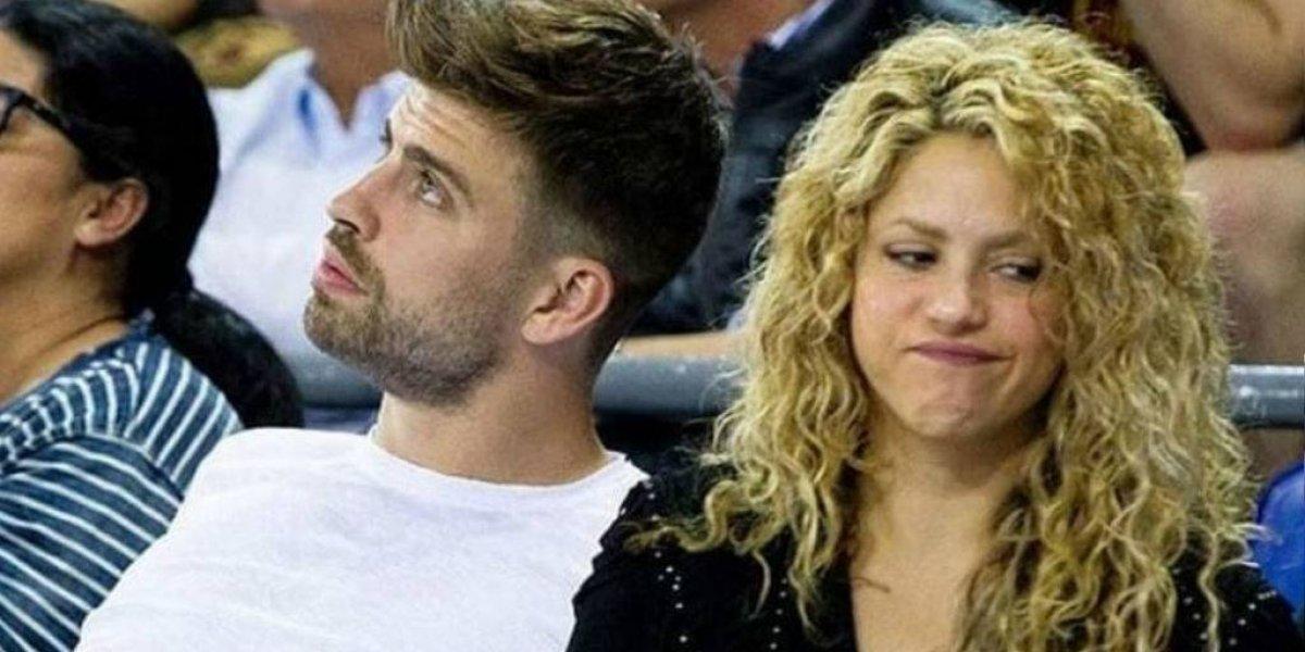 Shakira fue criticada por sus pies sucios y uñas mal cuidadas