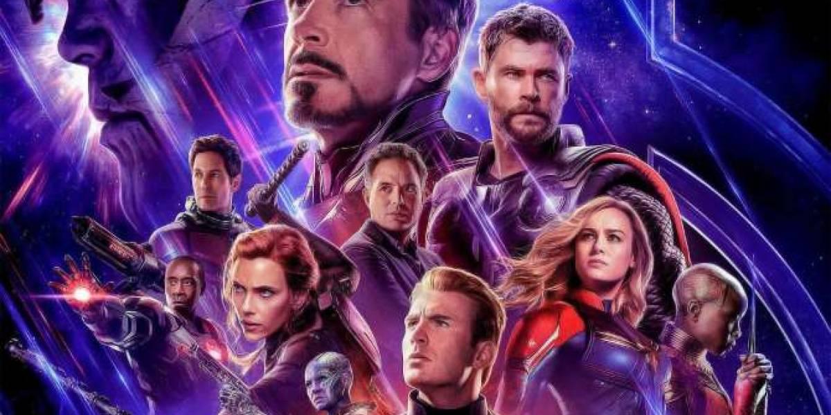 Se revela lo que te espera en la película Avengers Endgame
