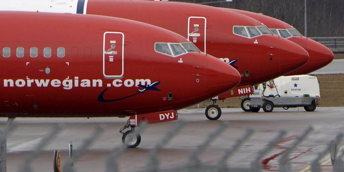 Norwegian Air realiza voo inaugural low-cost entre Brasil e Reino Unido