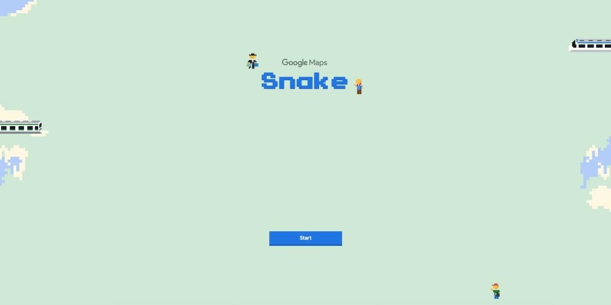 Google Maps adiciona jogo Snake em comemoração ao Dia da Mentira