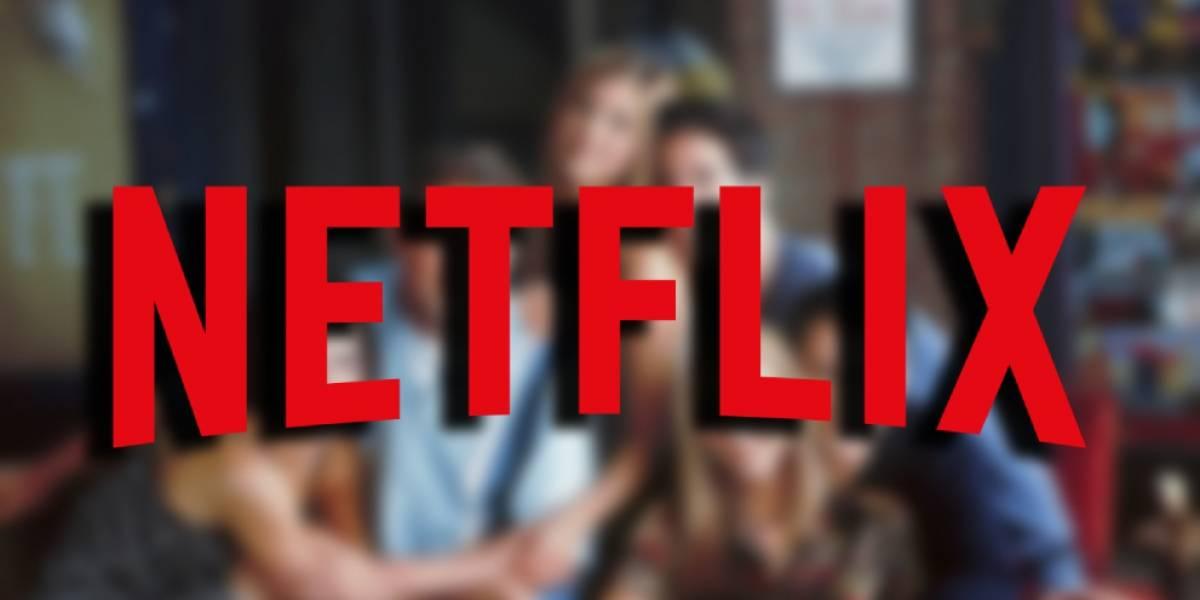 Friends podría dejar el catálogo de Netflix a finales del 2019