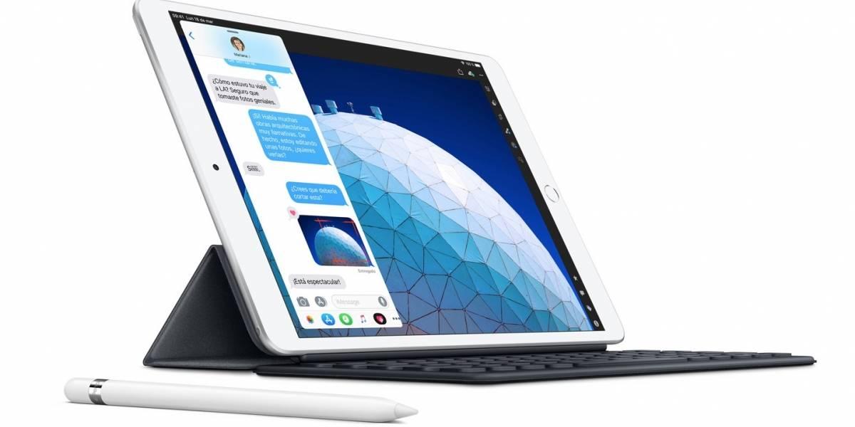 Ya hay precios oficiales del iPad Air, iPad Mini y AirPods en México