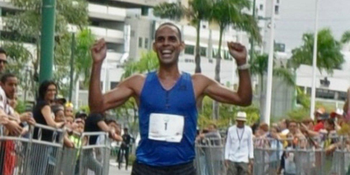 Jehú Betancourt gana el 5K en Familia de San Patricio