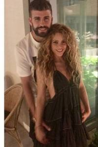 Shakira rompe rumores sobre el amor y Piqué