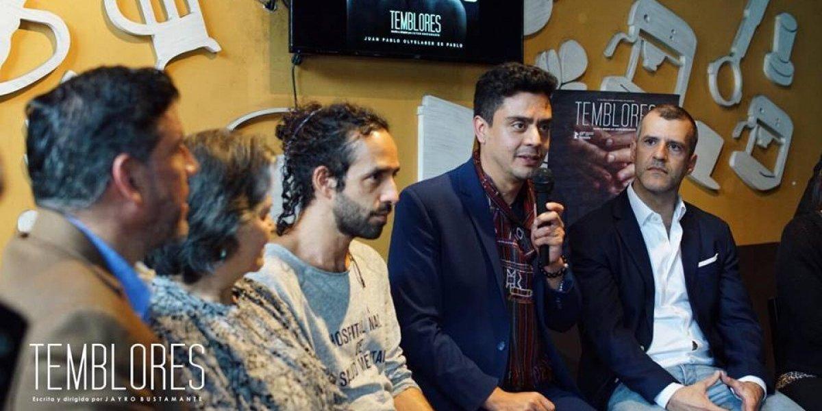"""Película """"Temblores"""" de Jayro Bustamante recibe dos premios en Francia"""