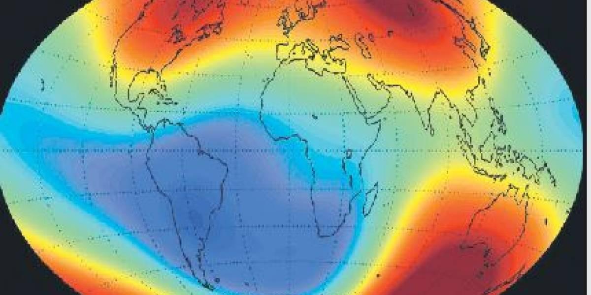 Método Cordaro: Anticipan terremotos observando  el campo magnético