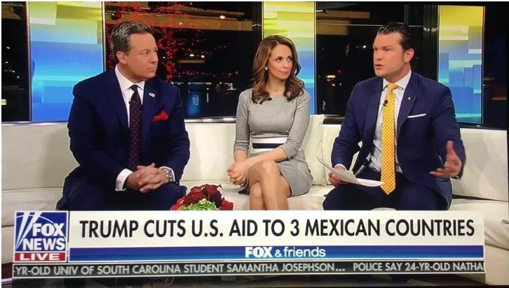 Fox News cree que hay tres Méxicos e internet revienta en burlas