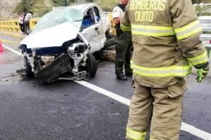Una persona fallecida tras accidente en sector Puente de Guayllabamba