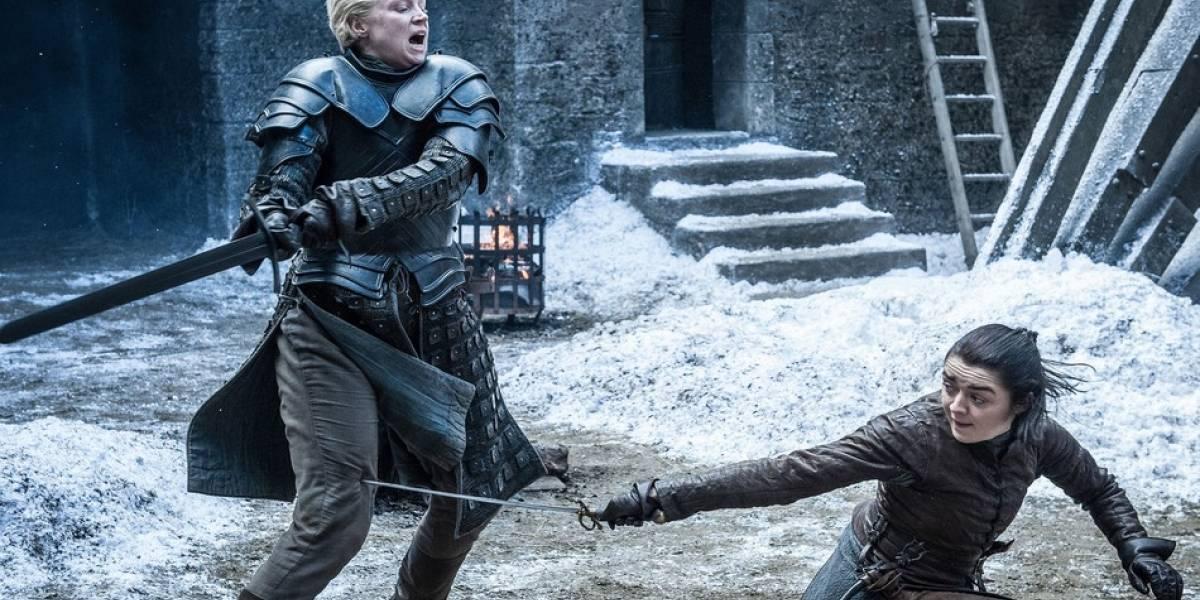 La curiosa palabra de seguridad que utilizaban los actores de Game of Thrones para las escenas de combate