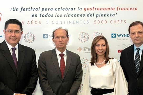 Guayaquil celebró el Goût de France 2019