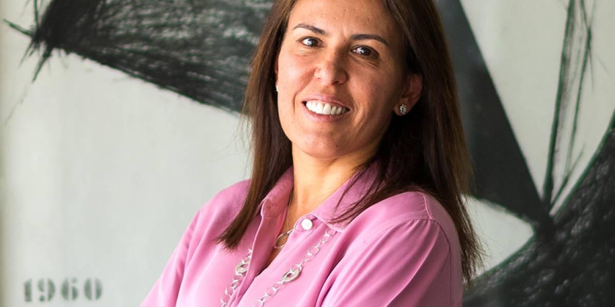 Tatiana Liceti es la vicepresidente de Tetra Pak