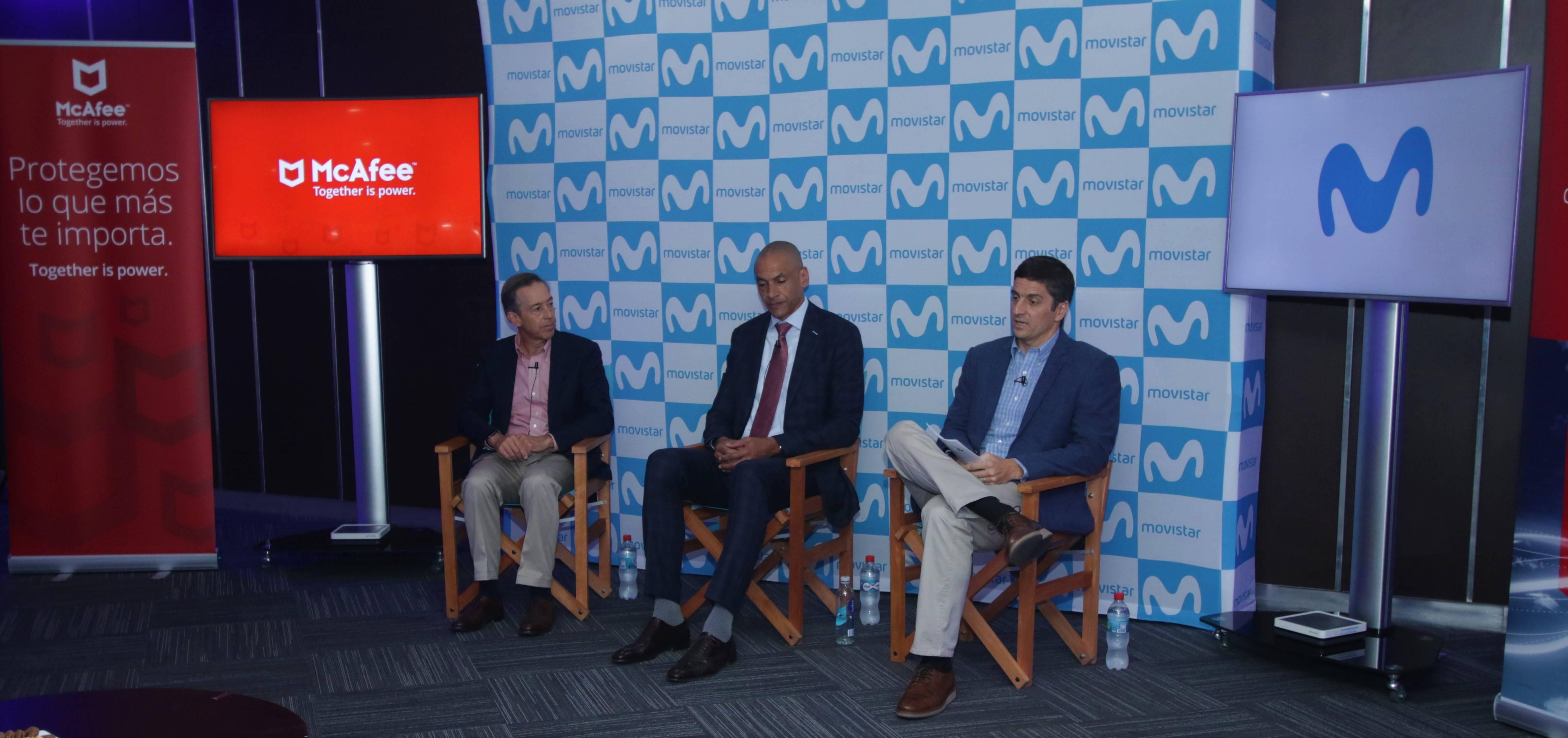 Movistar lanzó servicio anti-malware directo al servicio de fibra óptica, sin instalación