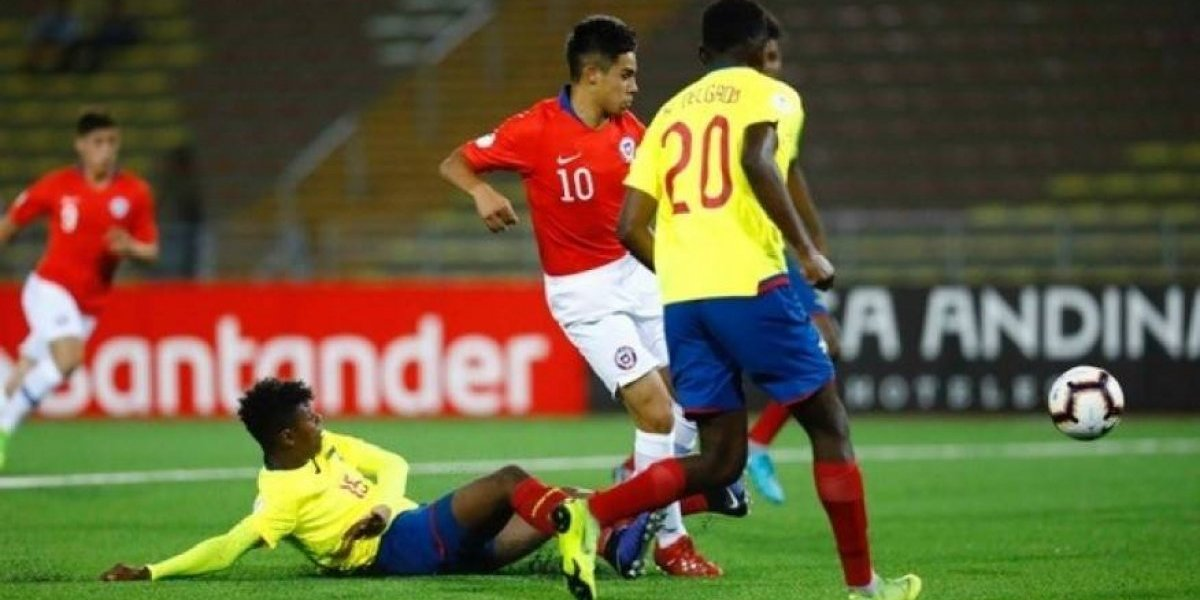 Así vivimos el gran triunfo de la Roja Sub 17 sobre Ecuador en el Sudamericano
