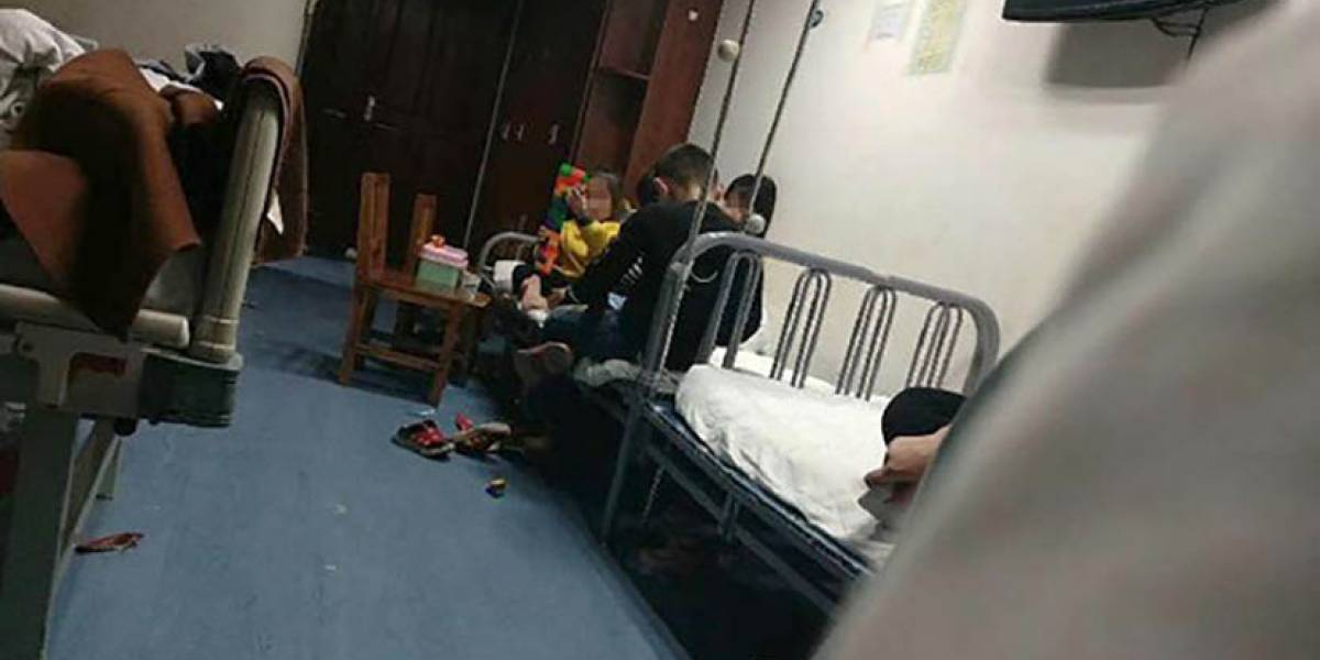 Professor é preso por envenenar 23 alunos entre quatro e cinco anos na China