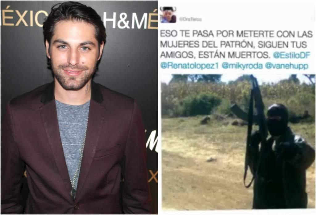 Asesinato actor Renato López