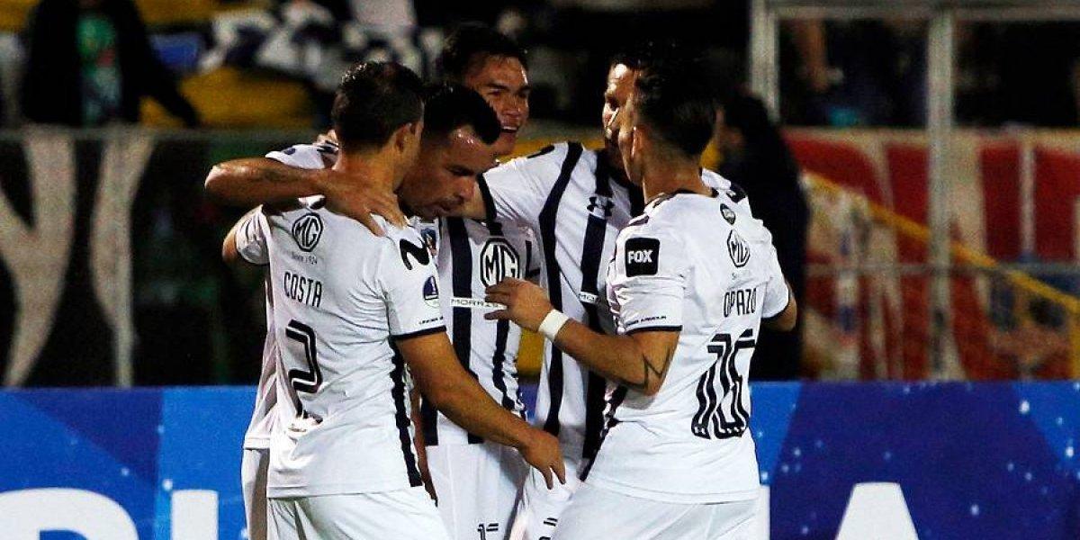 Uno a uno de Colo Colo ante la UC de Quito: Paredes brilló con un gol, Valdivia puso el talento y Suazo corrió por todos