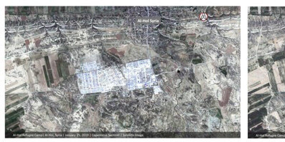 Combatientes sirios se enfrentaron al Estado Islámico tras ola de muertes