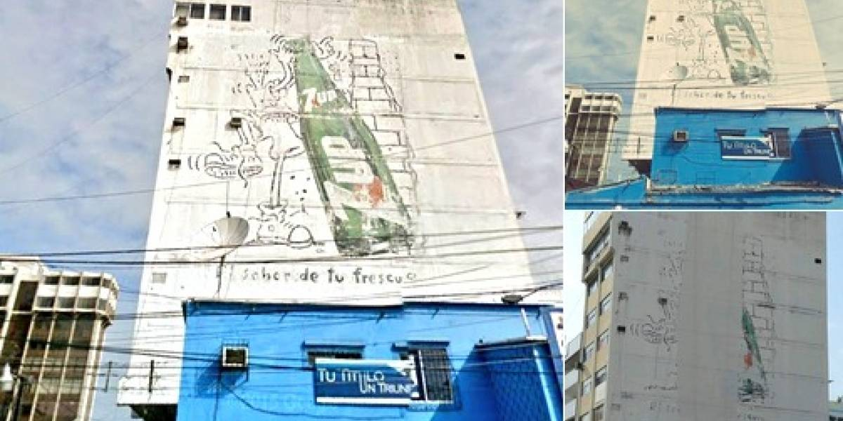 Guayaquileños extrañan a Fido Dido en el centro de la ciudad