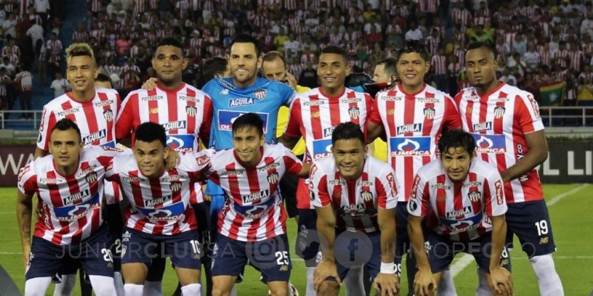 Melgar vs. Junior: el equipo colombiano, con la soga al cuello