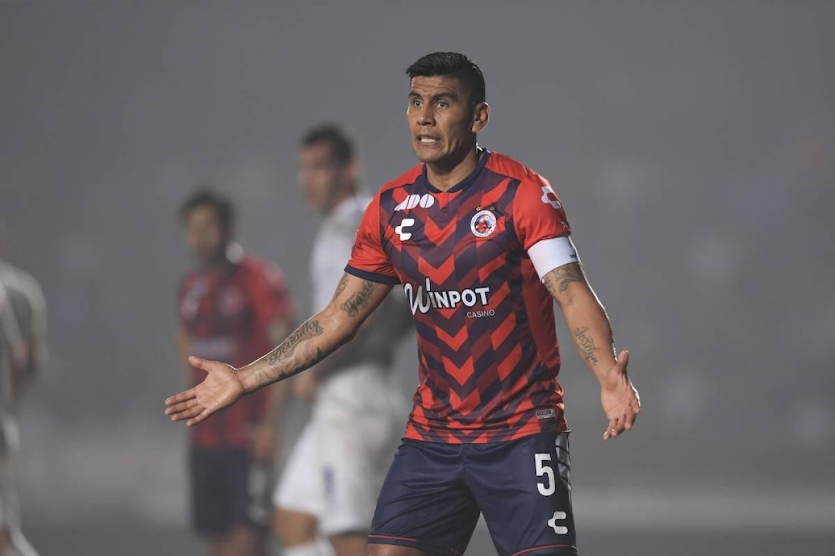 Actualmente está en Veracruz. / Mexsport