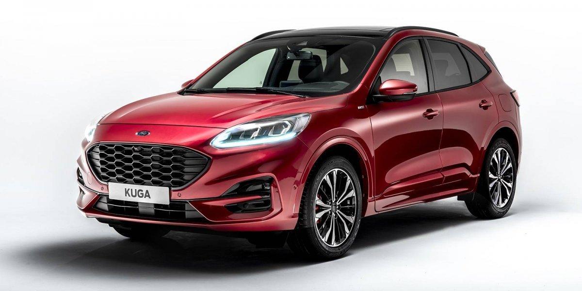 Ford Kuga 2020: confira as fotos do SUV híbrido lançado nesta terça-feira