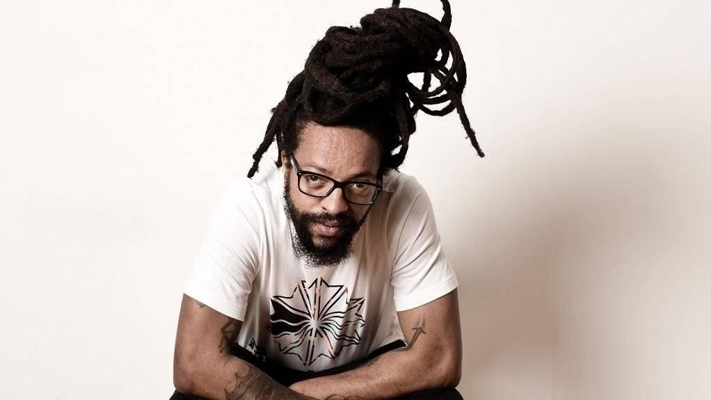 O rapper paulista Rael Divulgação
