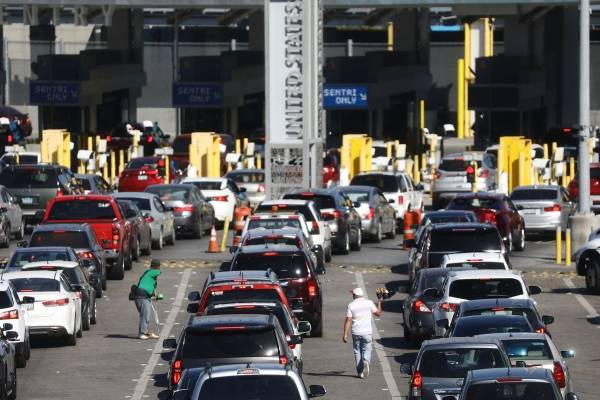 Cómo afecta el posible cierre de la frontera entre México y