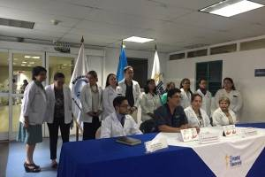 Hospital Roosevelt: terapia curativa de hepatitis C es un éxito