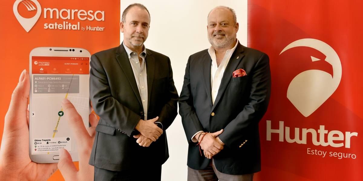 Hunter y Maresa renovaron convenio de cooperación interinstitucional