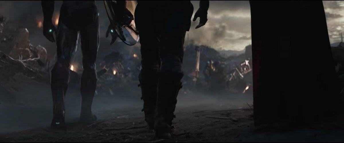 Iron Man, Thanos, Thor