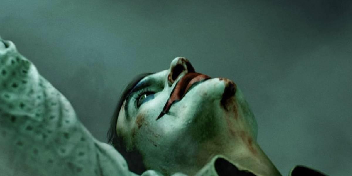 Muestran el primer póster de la película del Joker de Joaquin Phoenix