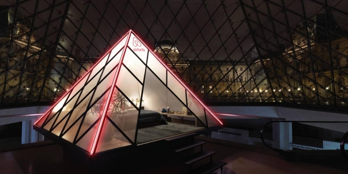 Pasa la noche en el museo de Louvre ¡Te decimos cómo!