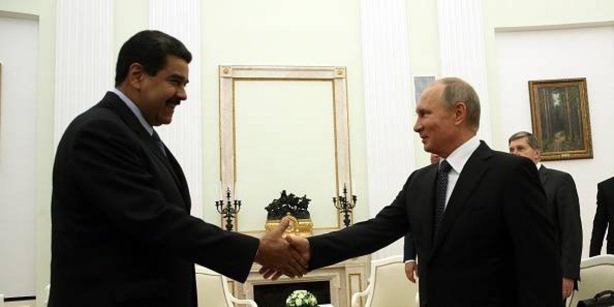 ¡Base militar en Venezuela! Rusia abrirá centro de mantenimiento de helicópteros
