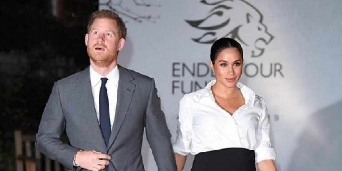 Meghan Markle y el príncipe Harry siguen rompiendo reglas y ahora estrenan cuenta en Instagram