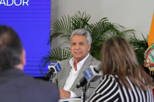 Lenín Moreno sobre Rafael Correa: ¿El 30S fue una farsa?