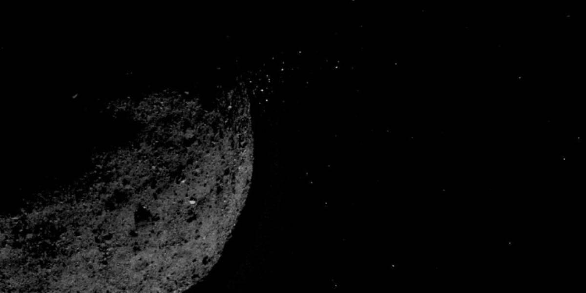 NASA revela novas imagens impressionantes do gigantesco asteroide Bennu