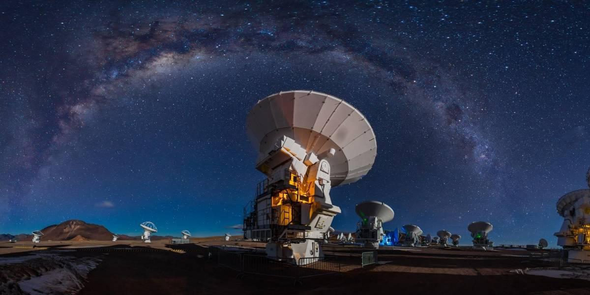 Grupo de Astrónomos logra observar como un asteroide cambia de color