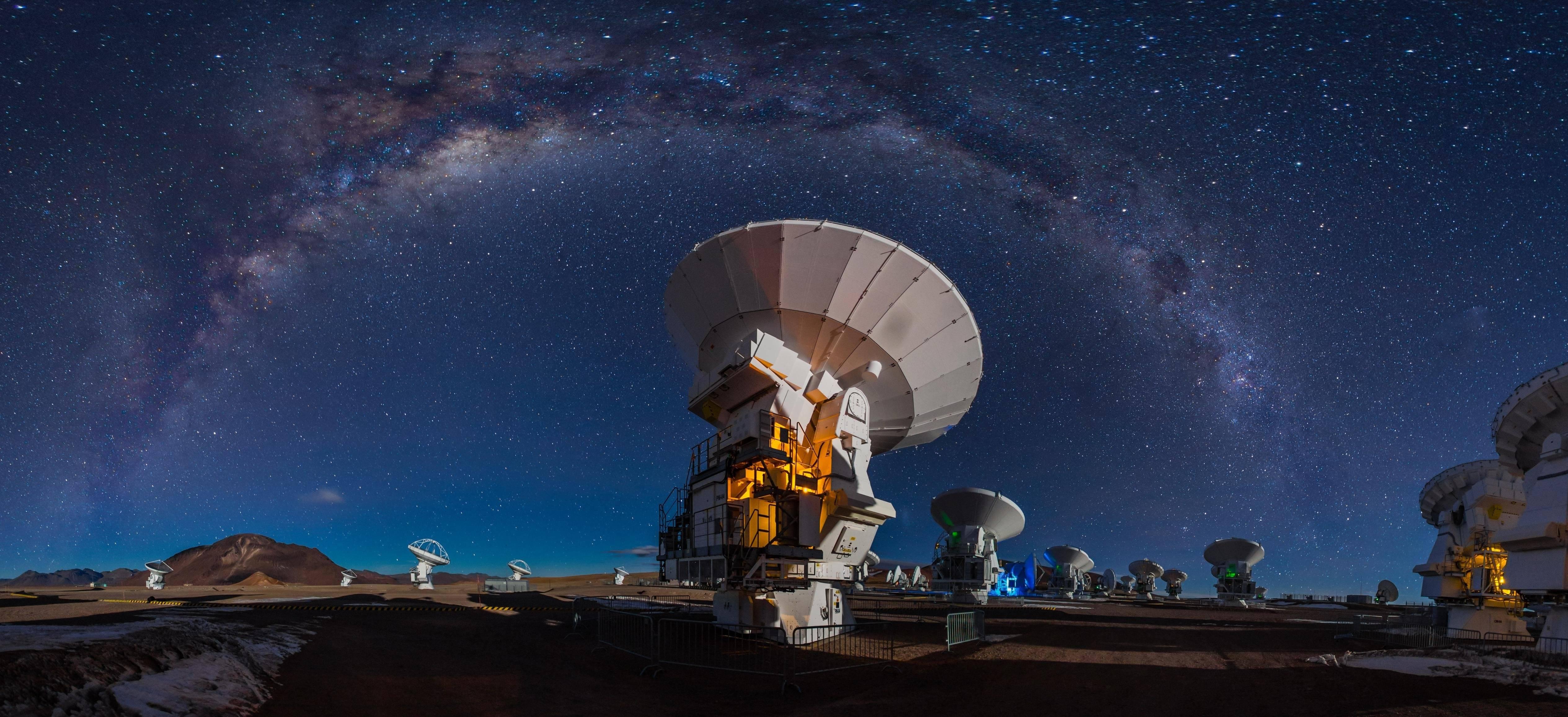 María Teresa Ruiz busca salvavidas para principal centro astronómico de Chile