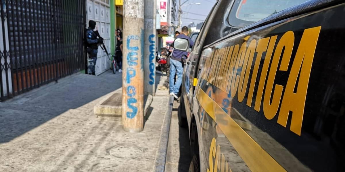 Autoridades reportan capturas en operativo contra el lavado de dinero