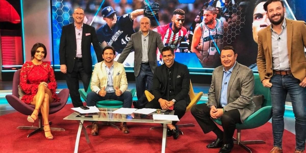 Los narradores y comentaristas que le quedan a Televisa Deportes