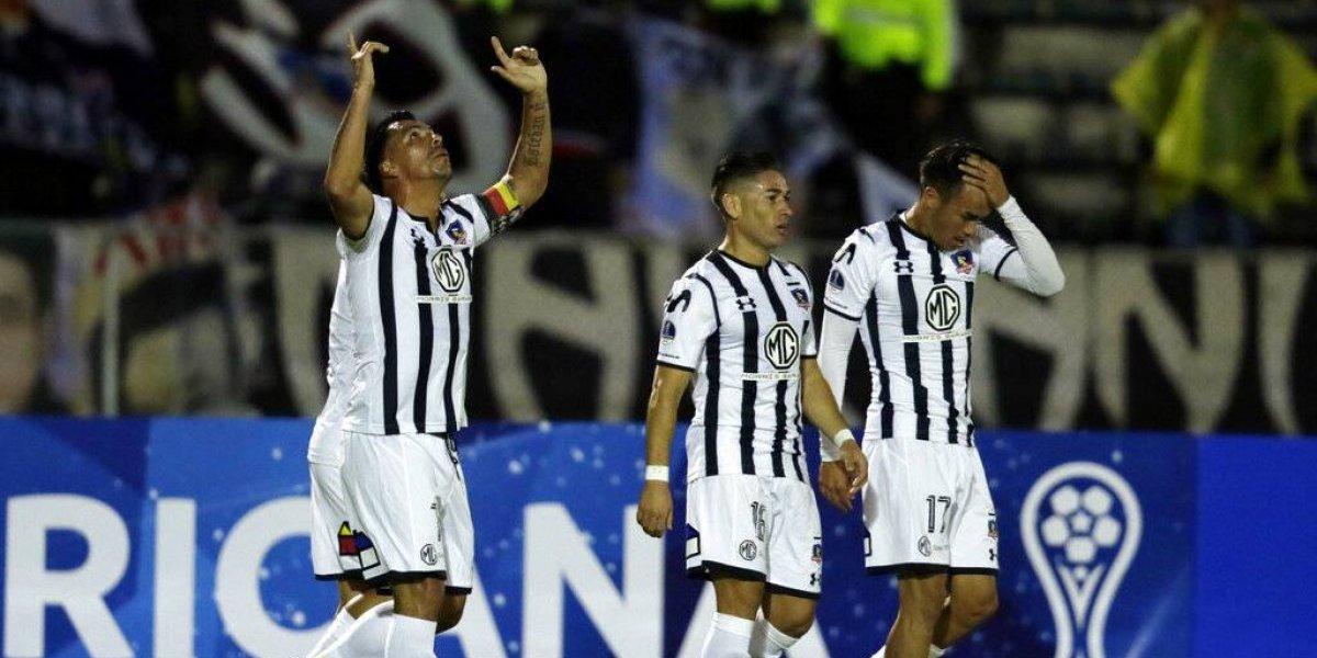 Así vivimos el gran triunfo de Colo Colo sobre Universidad Católica de Quito en la Sudamericana