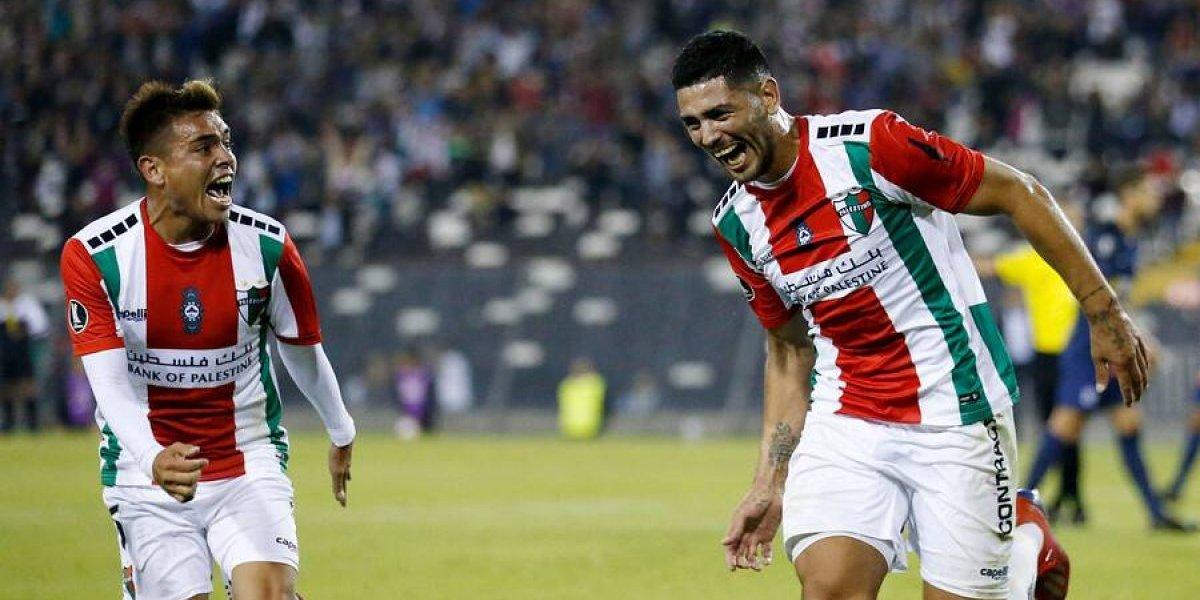 Palestino sigue dando golpes en la Libertadores y ahora se ilusiona con los octavos tras golear a Alianza Lima
